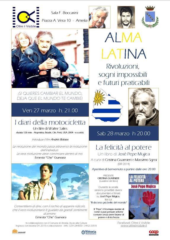 Alma latina web